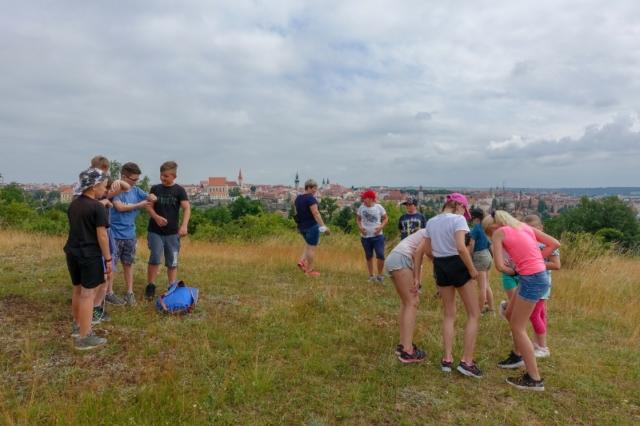Poučně-zážitkový výlet do NP Podyjí - Kraví hora a výhled na Znojmo