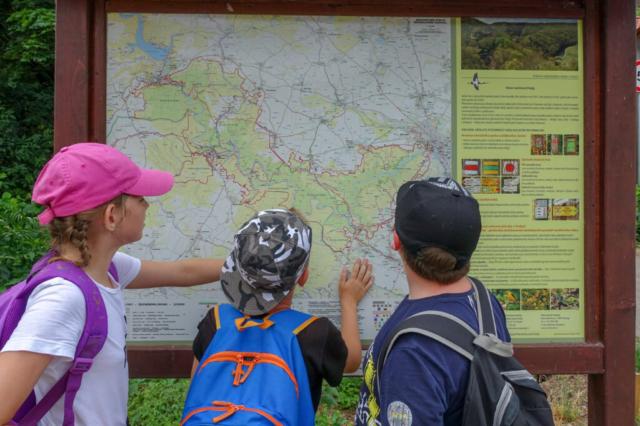 školní výlet, národní park Podyjí - program od Doma v Podyjí