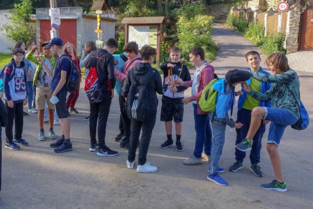Doma v Podyjí, adaptační program pro školy