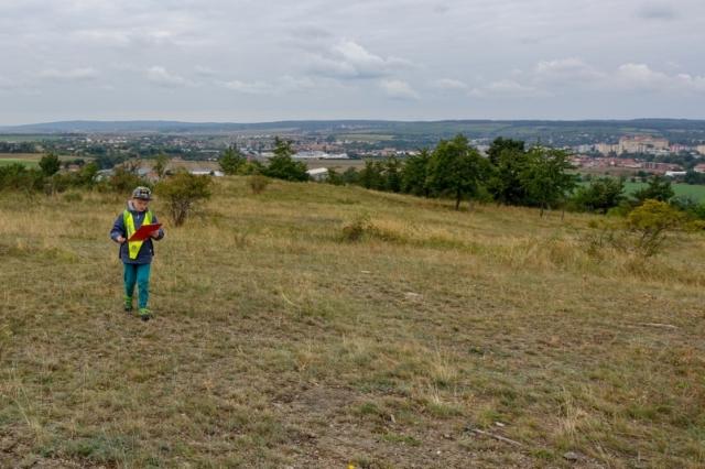 Malí badatelé z MŠ, Načeratický kopec u Znojma