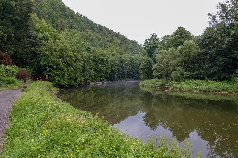 Národní park Podyjí, Vranov nad Dyjí
